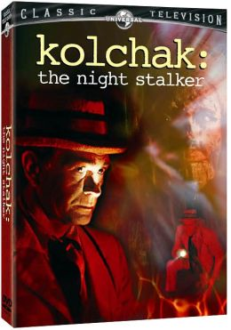 Kolchak The Night Stalker - The Series