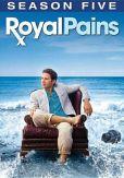 Video/DVD. Title: Royal Pains: Season Five