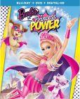 Video/DVD. Title: Barbie in Princess Power