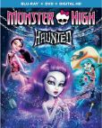 Video/DVD. Title: Monster High: Haunted