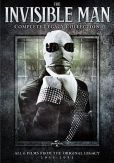 Video/DVD. Title: Invisible Man: Complete Legacy Collection