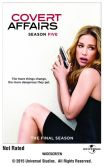 Video/DVD. Title: Covert Affairs: Season Five