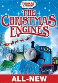 Video/DVD. Title: Thomas & Friends: The Christmas Engines