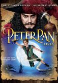 Video/DVD. Title: Peter Pan Live!