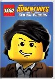 Video/DVD. Title: LEGO: The Adventures of Clutch Powers
