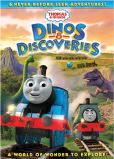 Video/DVD. Title: Thomas & Friends: Dinos & Discoveries