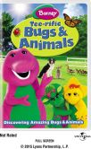 Video/DVD. Title: Barney: Tee-rific Bugs & Animals