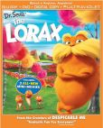 Video/DVD. Title: Dr. Seuss' The Lorax