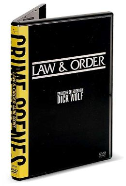 Law & Order DVD - Barnes & Noble Exclusive