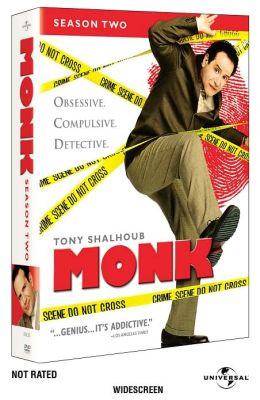 Monk - Season Two