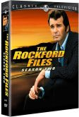 Video/DVD. Title: The Rockford Files - Season 2