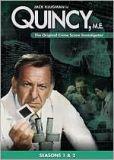 Video/DVD. Title: Quincy, M.E.: Seasons 1 & 2