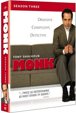 Monk - Season Three
