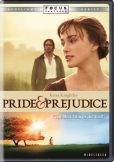 Video/DVD. Title: Pride & Prejudice