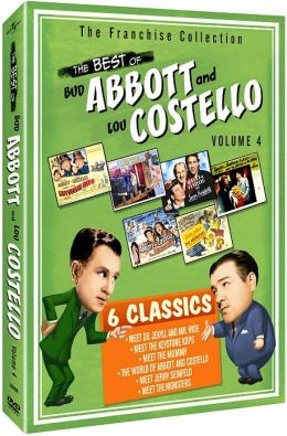Best of Abbott & Costello 4