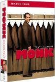 Video/DVD. Title: Monk - Season 4