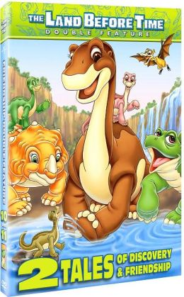 Land before Time: 2 Tales of Discovery & Friendship