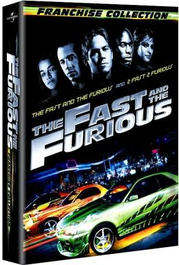 Fast and the Furious Franchise Collection
