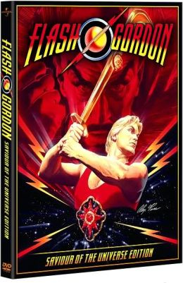 Flash Gordon: Saviour of the Universe (Special Edition)