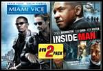 Miami Vice (2006) / inside Man (2006)
