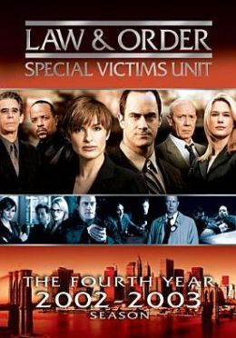 Law & Order Special Victims Unit - The Fourth Year