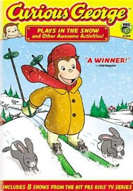 Curious George Plays in the Snow & Other Awesome Activities