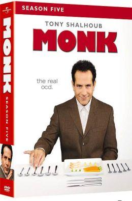 Monk - Season 5