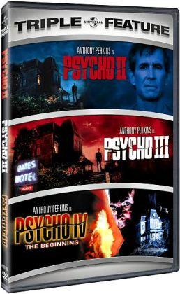 Psycho Ii/Psycho Iii/Psycho Iv