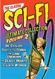 Video/DVD. Title: The Classic Sci-Fi Collection Volume 2