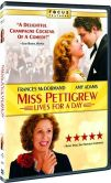Video/DVD. Title: Miss Pettigrew Lives for a Day