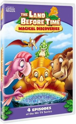 The Land before Time: Magical Discoveries