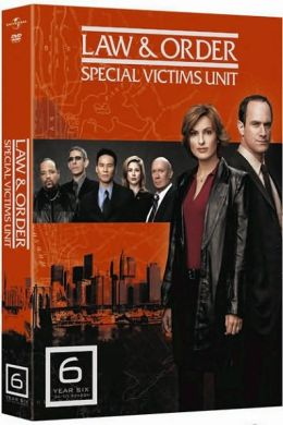Law & Order Special Victims Unit - The Sixth Year
