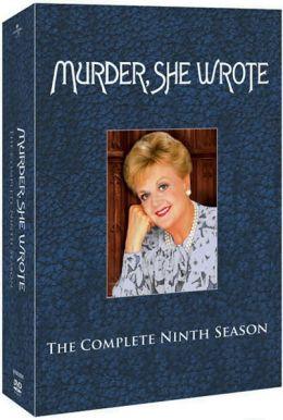 Murder, She Wrote - Season 9