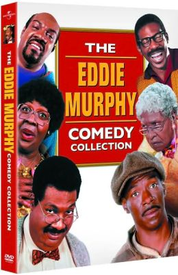 Eddie Murphy Comedy Collection (2 Discs)