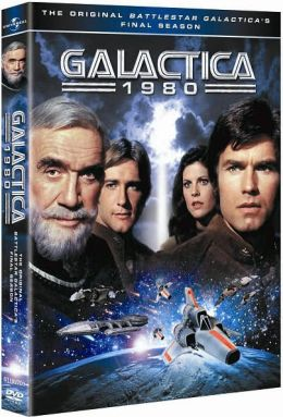 Galactica 1980 - The Complete Series