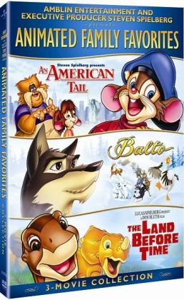 Animated Family Favorites