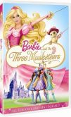 Video/DVD. Title: Barbie and the Three Musketeers