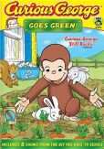 Video/DVD. Title: Curious George Goes Green