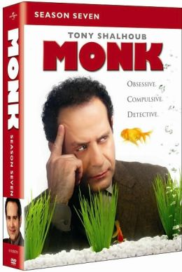 Monk - Season 7