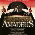 CD Cover Image. Title: Amadeus (Neville Mariner), Artist: Neville Marriner