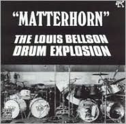 Matterhorn: Louie Bellson Drum Explosion