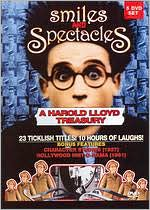 Smiles & Spectacles: Hardold Lloyd Treasury