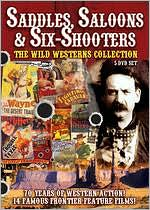 Saddles, Saloons & Six-Shooters