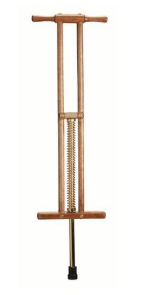 Flybar 2025 Original Retro Wooden Pogo Stick