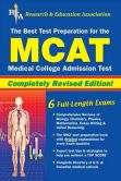 Book Cover Image. Title: MCAT (REA) The Best Test Prep for the Medical College Admission Test, Author: Joseph A. Alvarez