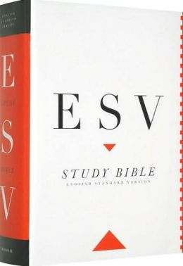 The ESV Study Bible Hardcover