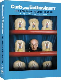 Curb Your Enthusiasm - The Complete Fourth Season