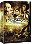Video/DVD. Title: Deadwood - The Complete First Season
