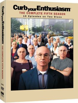 Curb Your Enthusiasm - The Complete Fifth Season