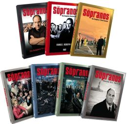 Sopranos: Complete Seasons 1-6.2